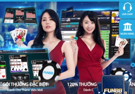 Bắt đầu chơi cá cược tại casino Fun88 chỉ với 2 bước đơn giản