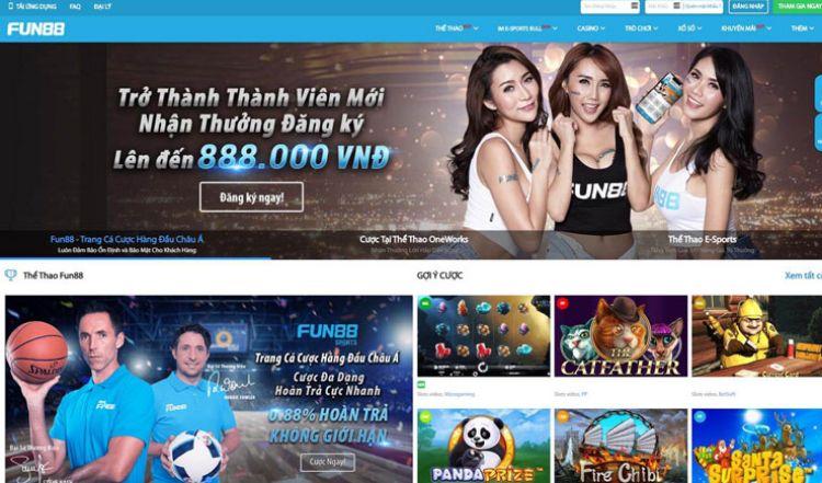 trang cờ bạc online fun88 (